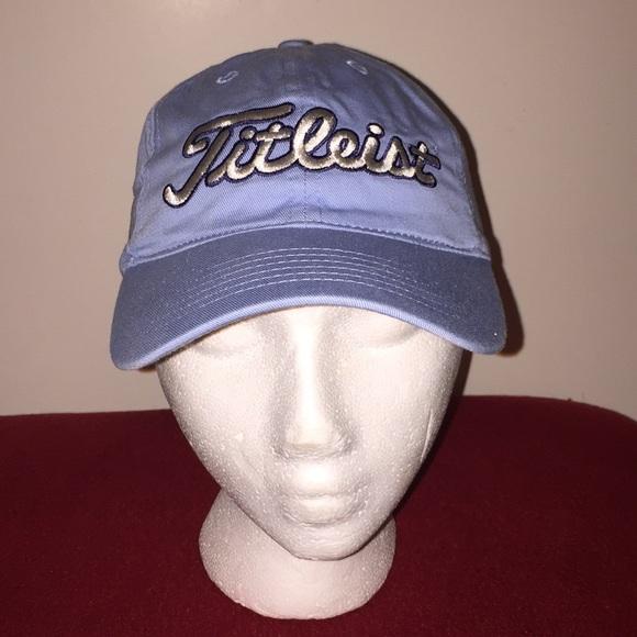 Titleist Men's Blue Tour Performance Hat